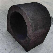南通保冷管道垫木安装步骤  空调木托企业