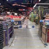 NGM超市出入通道感应单向闸机