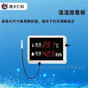 RS-WS-N01-K1建大仁科 大尺寸数码管温湿度变送器