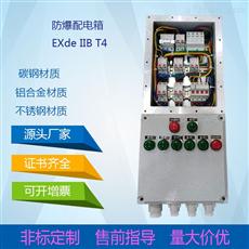 BX-涂料设备防爆配电柜  防爆箱