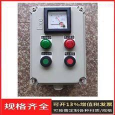 BX-防爆接线箱 立式防爆操作箱