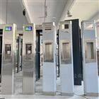 不銹鋼柱式測溫儀 電子智能額溫消毒掃描機