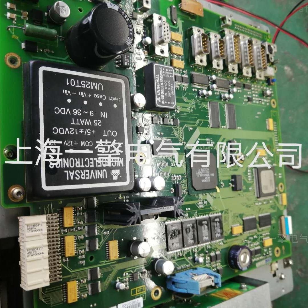 西门子数控系统NCU主板维修