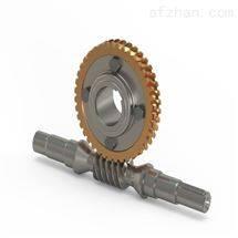 ZAE电机蜗轮副驱动机