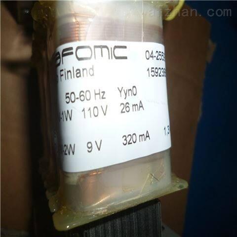 原厂直供芬兰TRAFOMIC变压器 04-32356