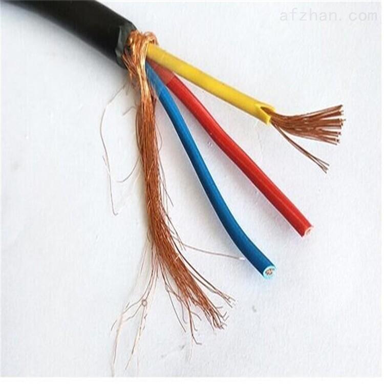 ZR-RVVP电缆 阻燃铜芯线