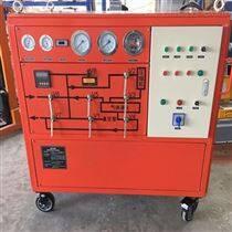 移动式SF6气体抽真空充气装置