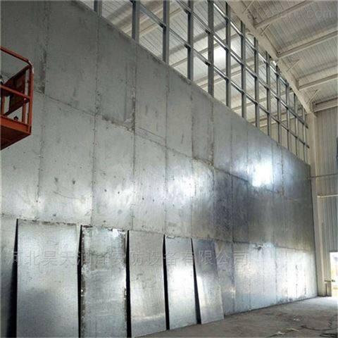 ISO实体抗爆墙认证安全厂家 北京轻质防爆墙