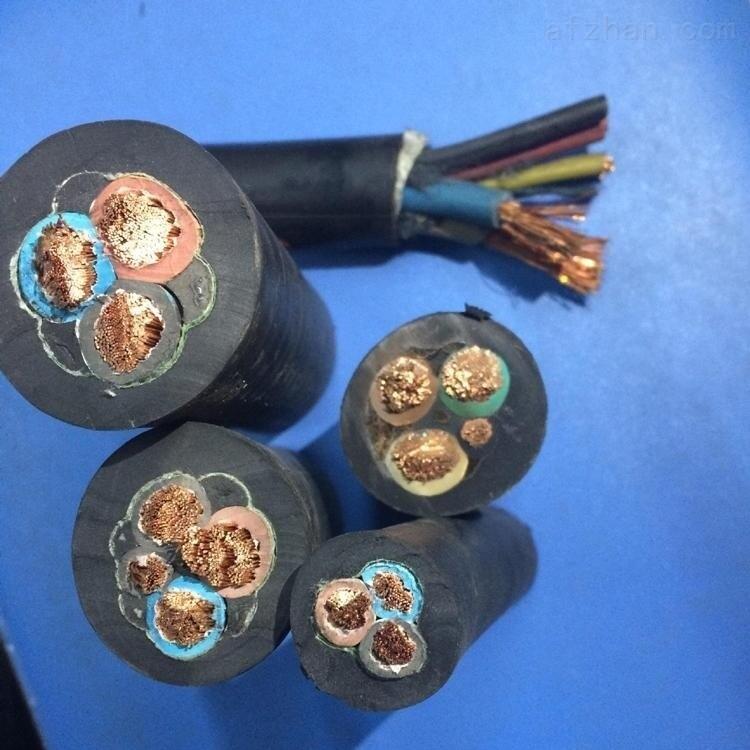 耐油污橡套软电缆YCW-1*120mm2价格