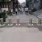 NGM步行街阻車樁 液壓全自動不銹鋼升降防撞柱
