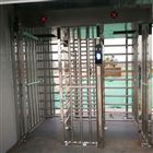 NGM双通道单向90度全高转闸 不锈钢回转门