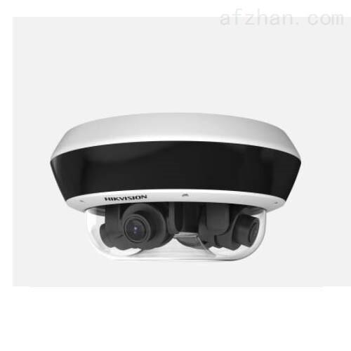 四目碟型鹰眼网络摄像机
