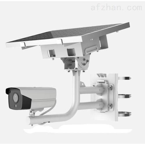 网络摄像机太阳能电池筒机套装