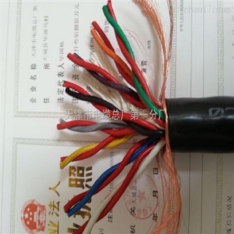 计算机信号电缆ZR-DJYPV-10*2*1.0MM2