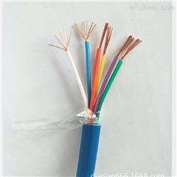 矿用监测电缆MHYVR1*2*7/0.37防爆通讯电缆