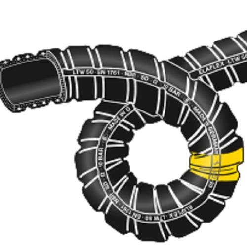 ELAFELX LTW 轻型槽罐软管