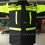 交巡警路政交通执勤安全反光服加厚内胆棉衣