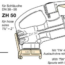 ZH50ELAFLEX HIBY 燃油加油枪