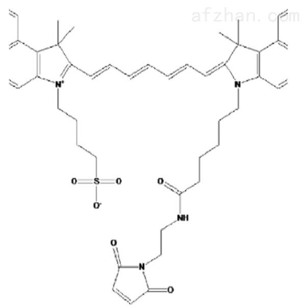 ICG maleimide|吲哚菁绿-马来酰亚胺