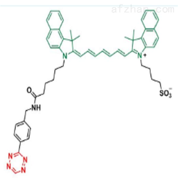 Tetrazine-ICG吲哚菁绿标记四嗪