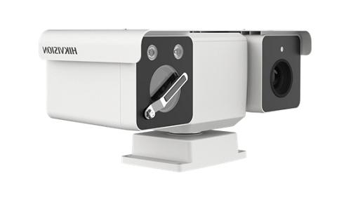测评:海康威视DS-2TD5566T-15/V2热成像双光谱MINI云台