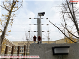 广州艾礼富张力围栏在校园智能化系统的应用
