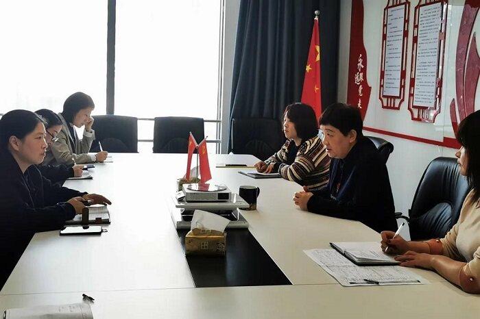 安徽安防协会秘书处召开春节后第一次工作会议