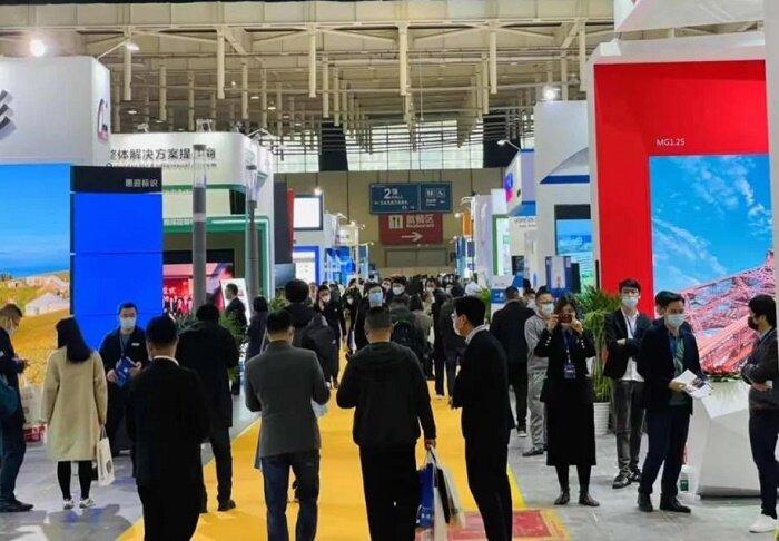 2021(第20届)南京安博会盛大开幕