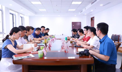 安徽安防协会与安徽物业管理协会开展交流座谈