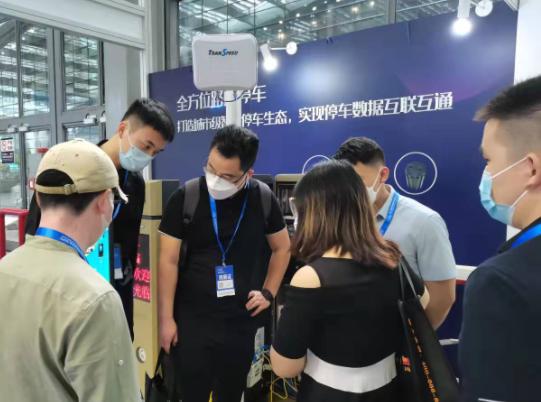 德亚第三届深圳国际智慧停车博览会精彩回顾