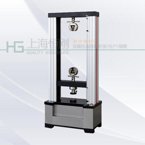 微机纤维材料拉力试验机图片