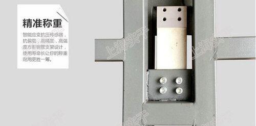 开关量控制电子台秤