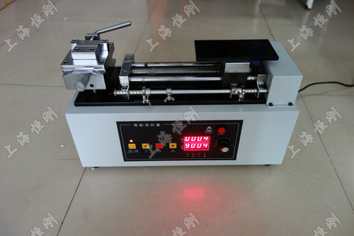 SGDW电动卧式测量台架图片