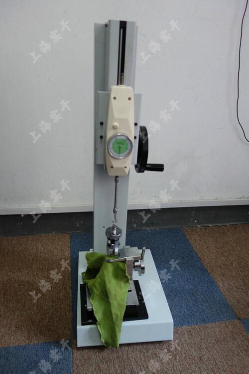 纽扣折合力测试仪图片