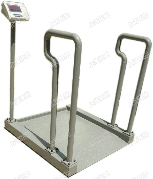 <strong>双边扶手碳钢轮椅秤</strong>