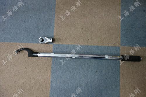 勾型头汽车修理厂用的扭力扳手图片