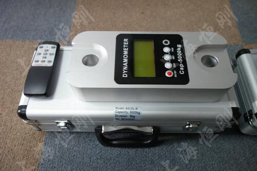 无线卸扣型测力计图片