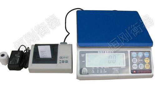 带打印电子桌秤