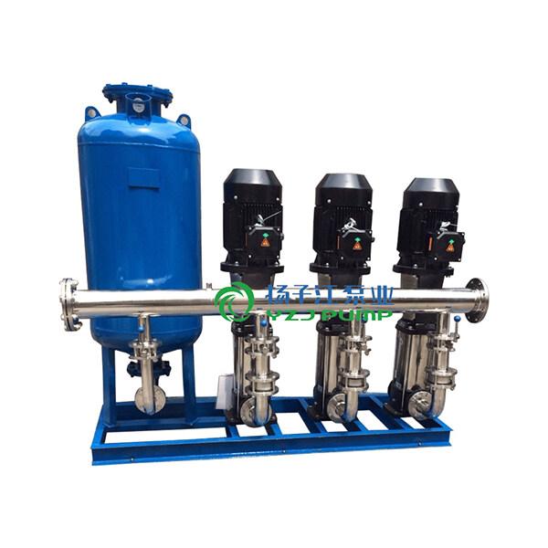 生活变频气压供水成套设备