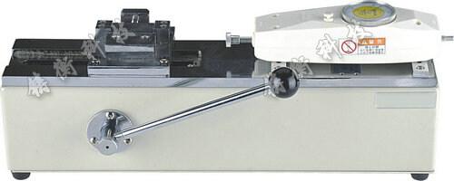 手動臥式拉力測試儀圖片
