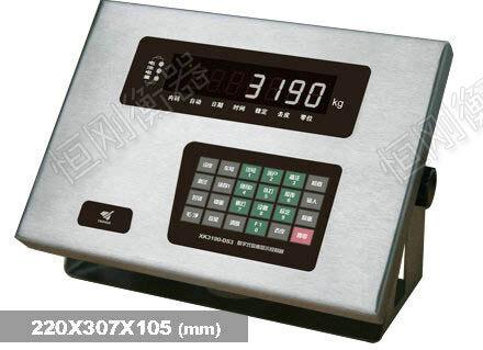 耀华DS3数字称重仪表