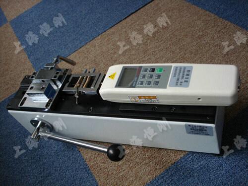 线材端子测试拉力器图片