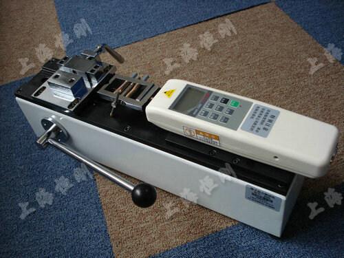 线束端子拉力测量仪图片  可配置数显推拉力计