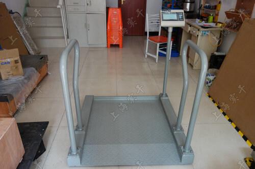 透析轮椅体重秤
