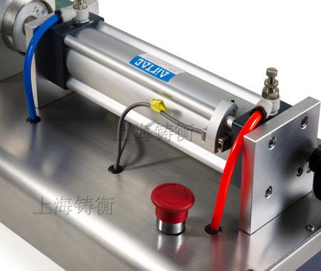 膏体液体灌装机气缸