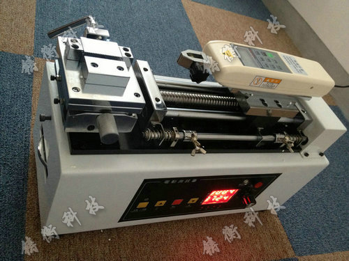 電動臥式測試台圖片