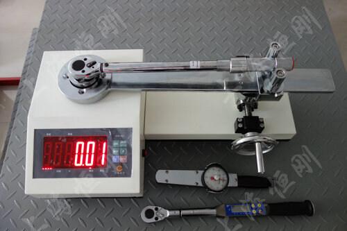 扭力扳手检定仪