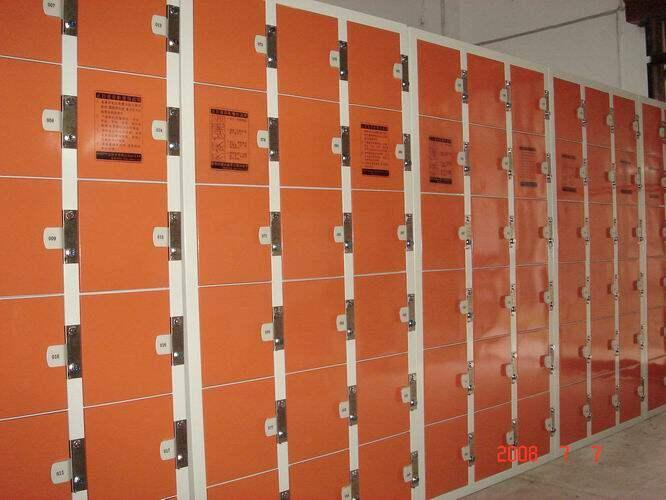 24门电子寄包柜