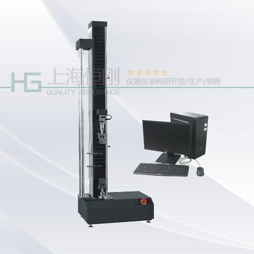 单柱电动拉力试验机