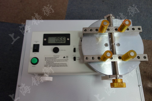 瓶盖扭力测试仪图片